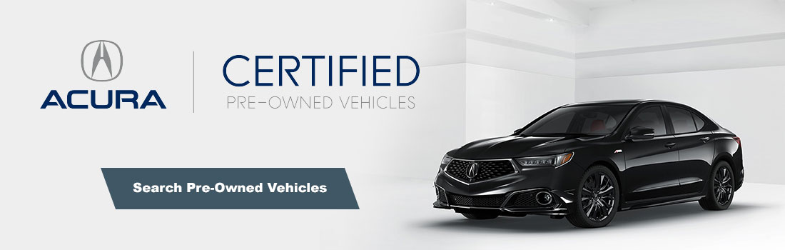 Find Pre-Owned Acura Vehicles at Mike Hale Acura
